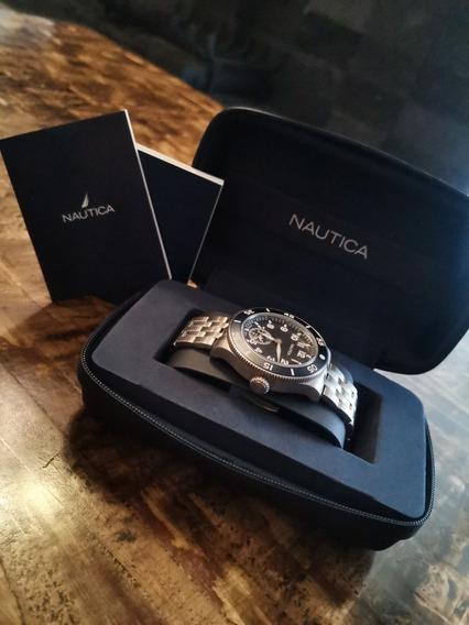 Reloj Náutica Original, Nuevo Y En Perfectas Condiciones