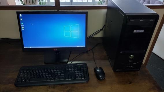 Computador Completo Core I3 3.5ghz - 4gb Ram - Led 20