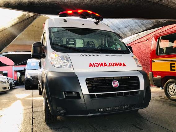 Fiat Ducato Uti Ambulância 13m³