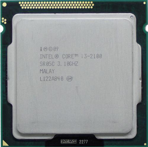 Imagem 1 de 1 de Processador Gamer Intel Core I3-2120 De 2 Núcleos E 3.3ghz