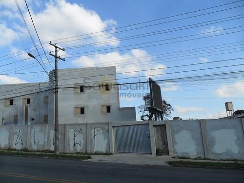 Apartamento A Venda No Bairro Sítio Cercado Em Curitiba - - A-1854-1
