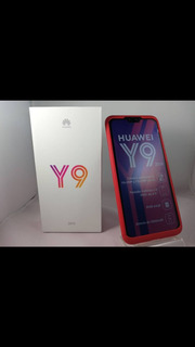 Huawei Y9 2019 64gb+3gb Ram + Vidrio