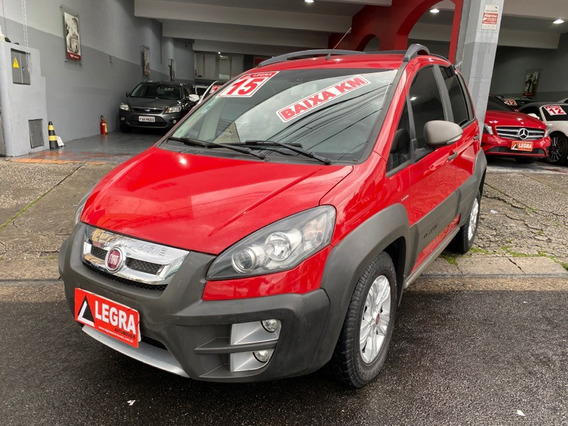 Fiat Idea Adventure 1.8 16v Dualogic (flex) 2015