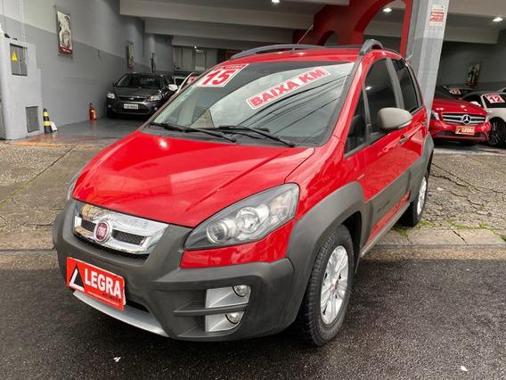 Fiat Idea Adventure 1.8 16v Dualogic (flex) 2015