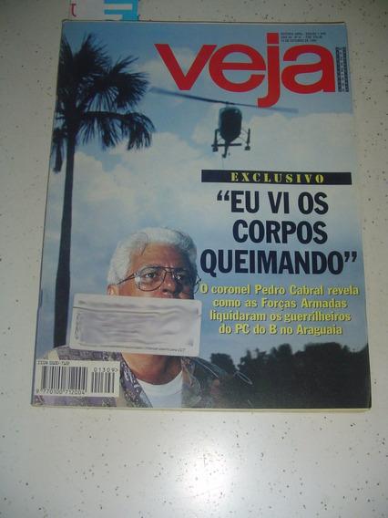 Revista Veja 1309 Guerrilha Araguaia João Paulo Coelho 1993