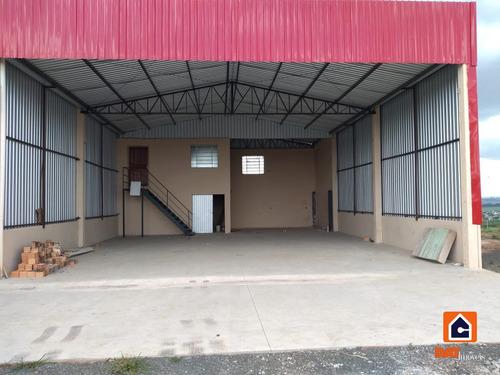 Imagem 1 de 5 de Barracão Para Alugar Em Chapada - 1149-l