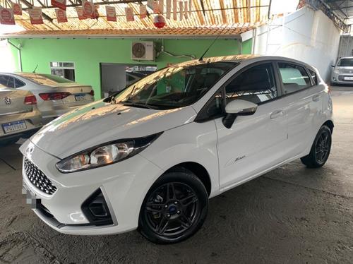 New Fiesta 1.6 Automático