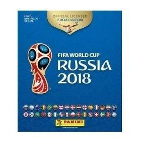 Album Copa Do Mundo 2018 Completo + Atualização