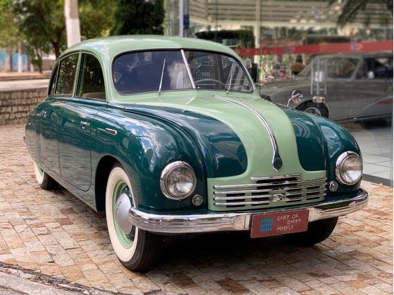 Tatraplan T600 - 1950
