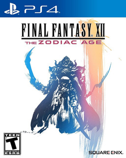 Final Fantasy Xii The Zodiac Age Ps4 Digital Gcp