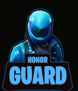 Código Skin Honor Guard Fortnite