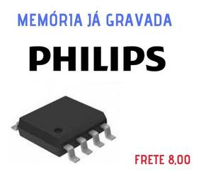 Memória Philips 42pfl3008d/78 Display Tpt420h2-dujffe