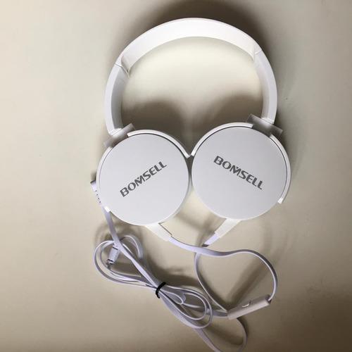 Headphone Fone Ouvido Com Fio Extra Bass P2 Stereo Promoção