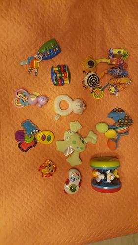 Imagen 1 de 5 de Lote Juguetes Primera Infancia Varios