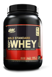 Whey Gold Standard 100% 907g On Optimum + Coqueteleira On