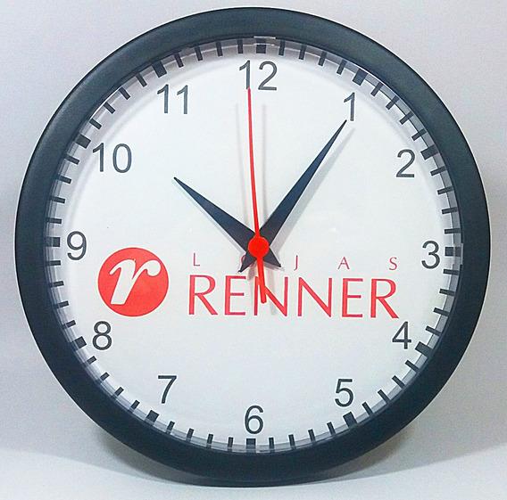 10 Relógios Parede Personalizados Com Foto- Brindes P/ Empresas- Igrejas- Fotos De Família (em Caixas Individuais) 24cm