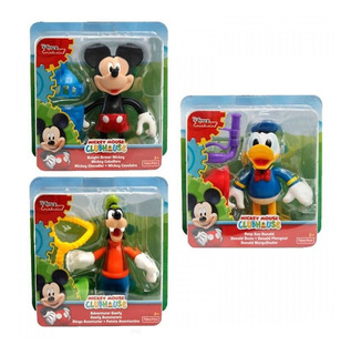 Mickey Mouse Muñecos Solo Goofy Fisher Price