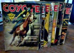 O Coyote, Números 91 A 100 (10 Exemplares)
