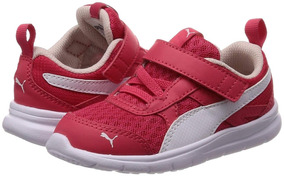 Tênis Infantíl Puma Flex Essential Rosa