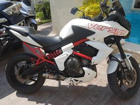 Kawasaki Versys 650cc 2013