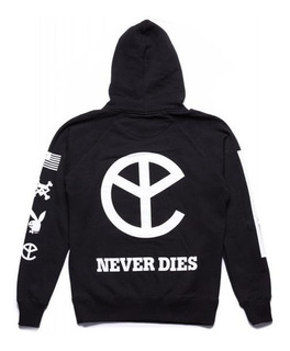 Campera Yellow Claw - Never Dies Color Animal