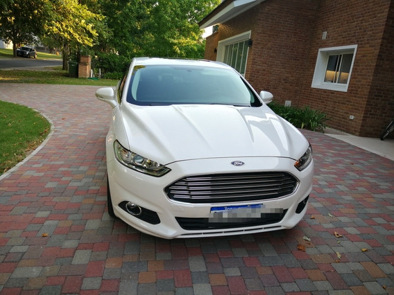 Ford Mondeo 2.0 Se Ecoboost At 240cv 2016