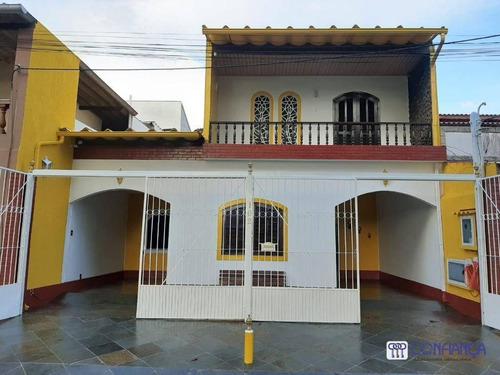 Casa Com 3 Dormitórios À Venda, 162 M² Por R$ 450.000,00 - Campo Grande - Rio De Janeiro/rj - Ca1510