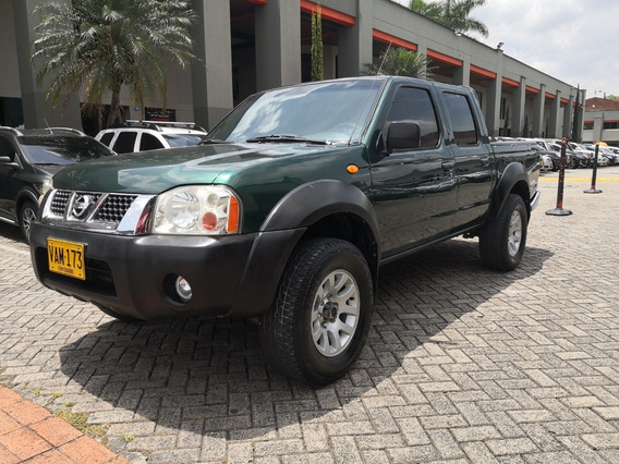 Nissan Frontier 4x4 Gasolina 2008