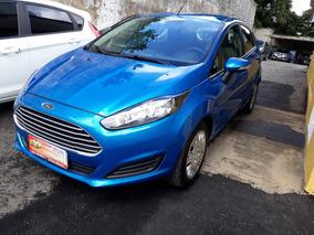 Ford Fiesta 1.6 16v Sel Flex Powershift 5p Ipva Gratis