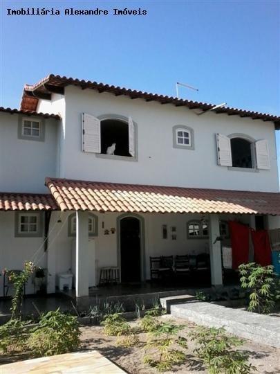 Casa Em Condomínio Para Venda Em Araruama, Praia Seca, 5 Suítes, 6 Banheiros, 2 Vagas - C-414