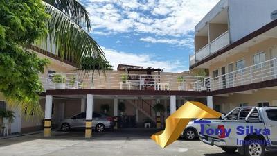 Aluguel Fixo! Apartamento Mobiliado 1 Suíte Em Cabo Frio - 627