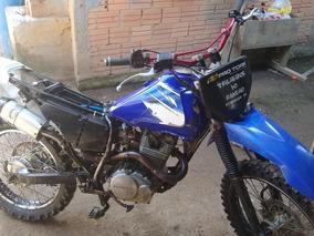 Yamaha Xtz Com Motor De Xr Xtz