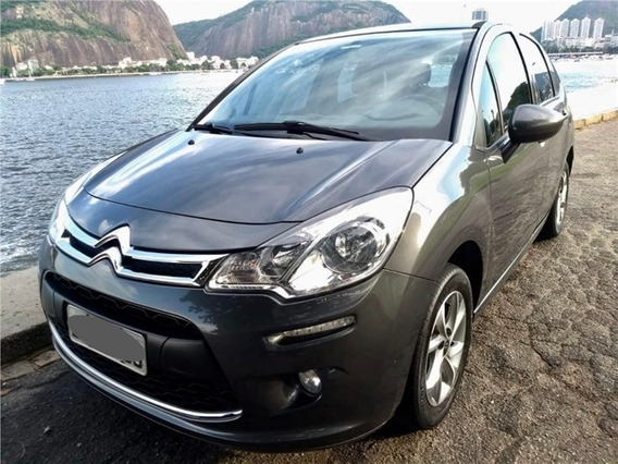 Citroen C3 1.5 Attraction 8v Flex 4p Manual