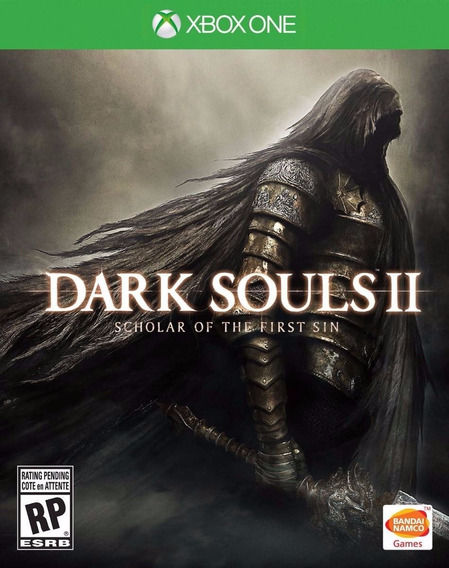 Dark Souls 2 Scholar Of The First Sin Mídia Física Xbox One