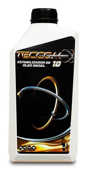 Otimizador De Combustível Teccom 10 Diesel 1l Mariner