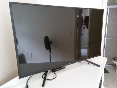 Imagem 1 de 4 de Smart Tv Sony Bravia Kdl-43w665f Led Full Hd 43  100v/240v