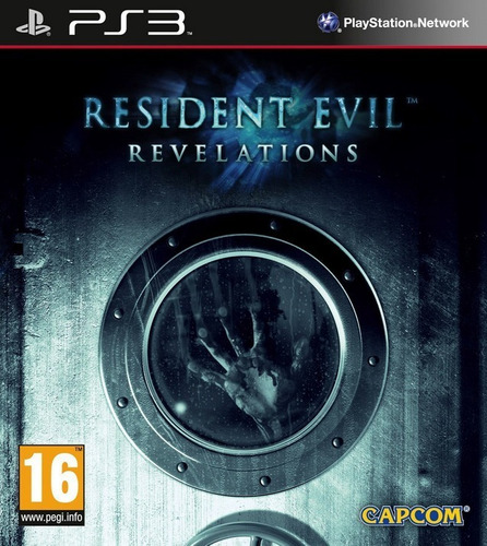 Resident Evil Revelations Español Ps3 Tenelo Hoy