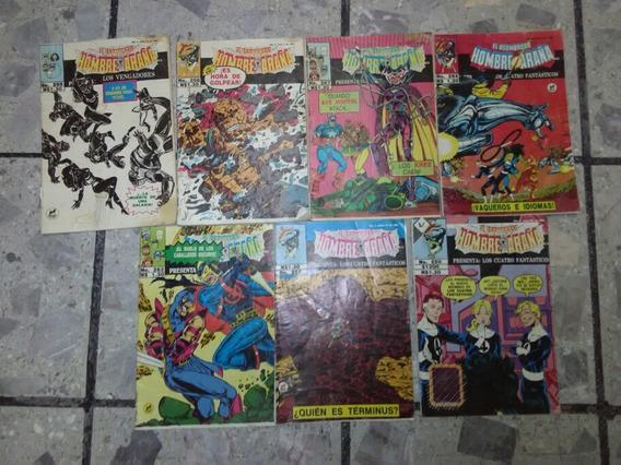 7 Revistas De El Sorprendente Hombre Araña 1992