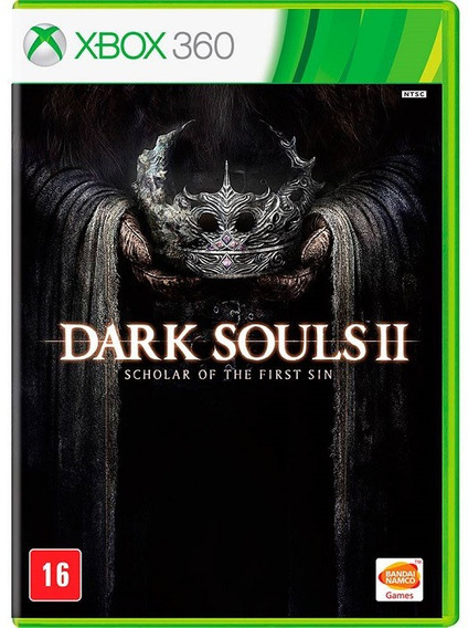 Dark Souls Ii 2 Scholar Of The First Mídia Física - Xbox 360