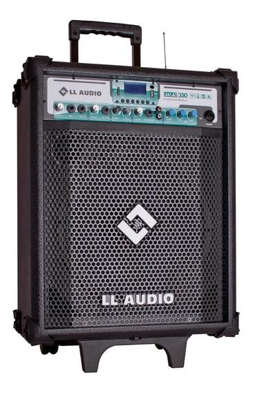 Caixa De Som Amplificada Multiuso Stone 350 Fm/usb/blueto...