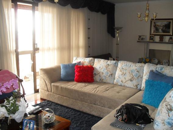 Apartamento No Bairro Rudge Ramos Em Sao Bernardo Do Campo Com 04 Dormitorios - V-23376