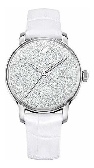Swarovski Crystalline Horas Reloj Blanco Señoras 5295383