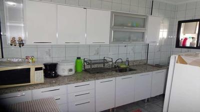 Apartamento Em Campo Da Aviação, Praia Grande/sp De 67m² 1 Quartos À Venda Por R$ 210.000,00 - Ap192805