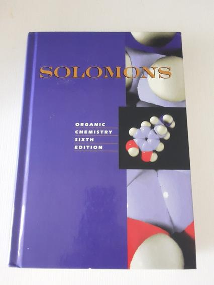 Livro Química Orgânica Solomons (em Inglês)