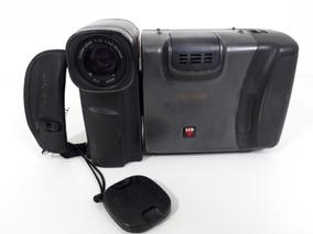 Filmadora Sharp Vl-e39b (p/ Decoração Ou Retirada De Peças)