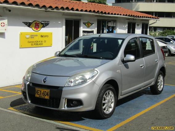 Renault Sandero Dynamique Mt 1600