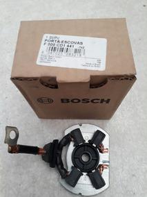 Porta Escovas Motor Partida Bosch Fiat Uno, Palio, Siena