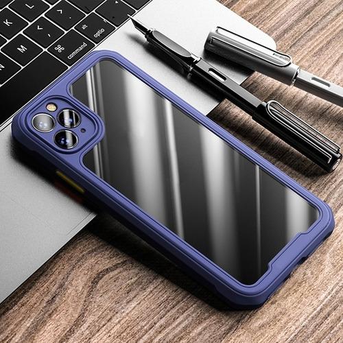 iPhone 11 Pro - Elegante Carcasa Protectora Funda Resistente