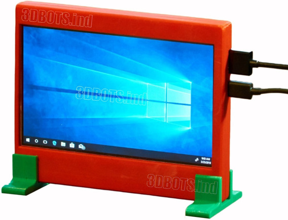Case Raspberry Pi Para Display 7