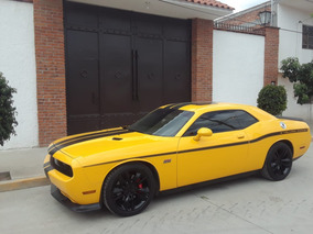 Dodge Challenger Yellow Jacket 6.4 Srt 8 392 V8